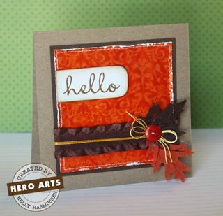 Copy of hello fall card