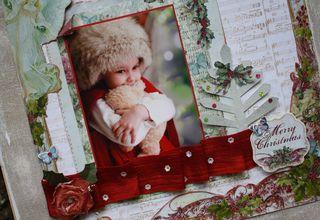 IOD Christmas closeup