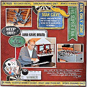 Man Cave 300