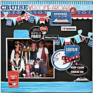 Cruise pirate 300