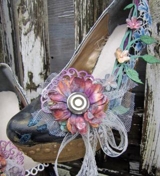 High Heels by Lynne Forsythe