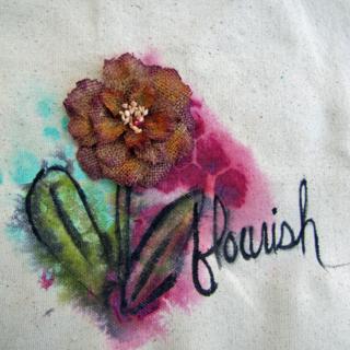 Flourish by Lynne Forsythe